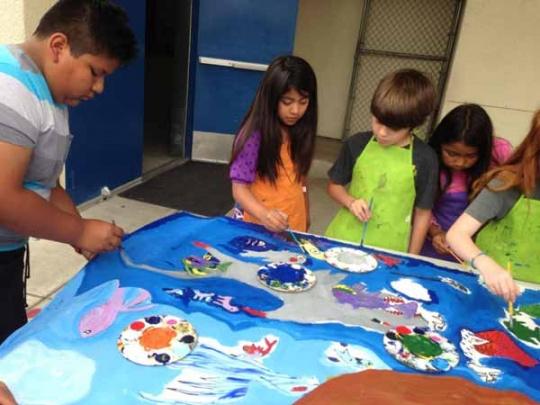 آموزش نقاشی به کودکان - روش های جدید