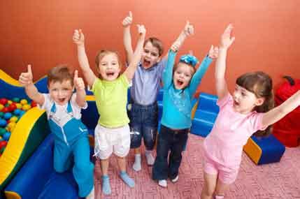 آموزش آسان زبان به کودک