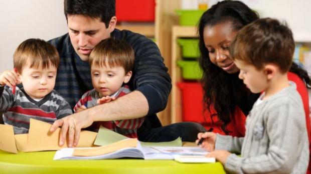 مهارت کودک و پدر
