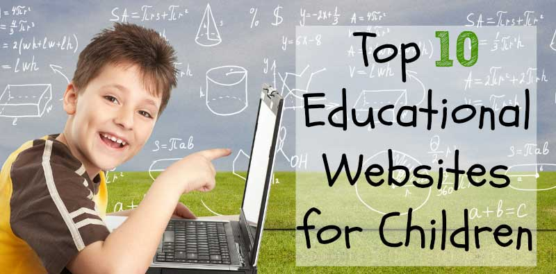 top 10 websites for kid education