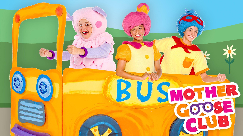 دانلود ۴ فیلم آموزش زبان انگلیسی کودکان مادر گوس کلاب