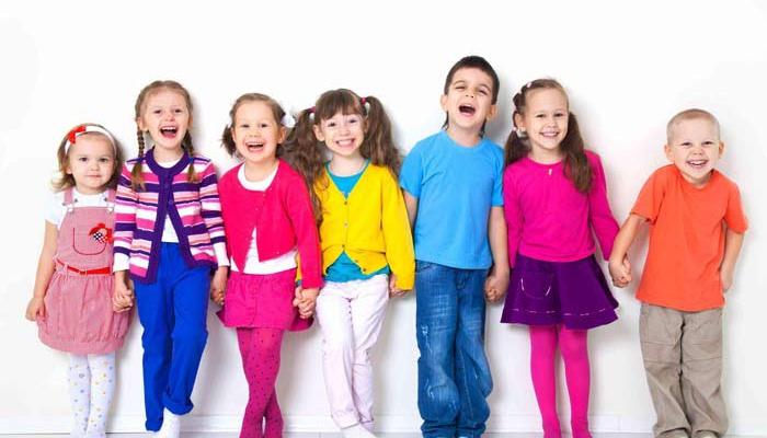 عکس کودکان شاد