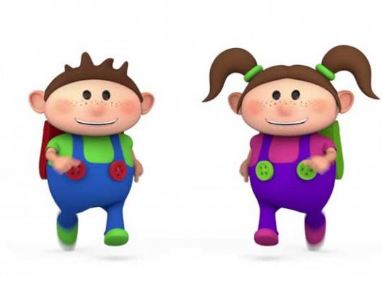 کارتون و انیمیشن کودکانه