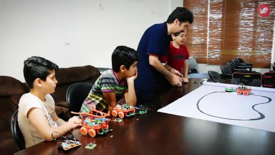 آموزش رباتیک[۱۲-۵۹-۲۶]