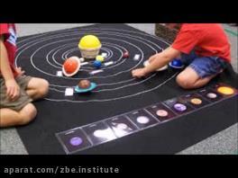 آموزش نجوم کودکان[۱۳-۳۷-۵۹]