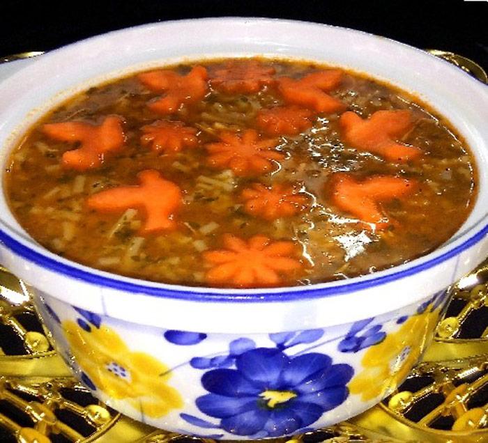 سوپ--گندم