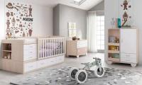 مدل تخت نوزاد پسر ۲۹