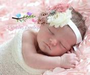 نوزاد دختر تازه متولد شده 3