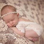 نوزاد دختر تازه متولد شده 5