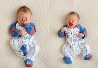 نوزاد پسر تازه متولد شده ۱۹