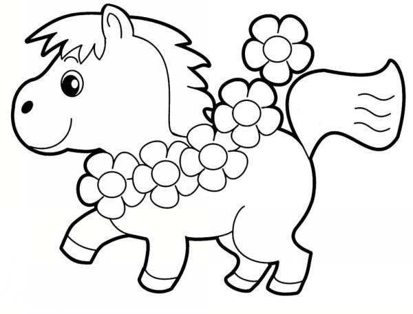 تصویر از ۱۰ طرح جذاب نقاشی کودکانه حیوانات +آموزش ترسیم گام به گام