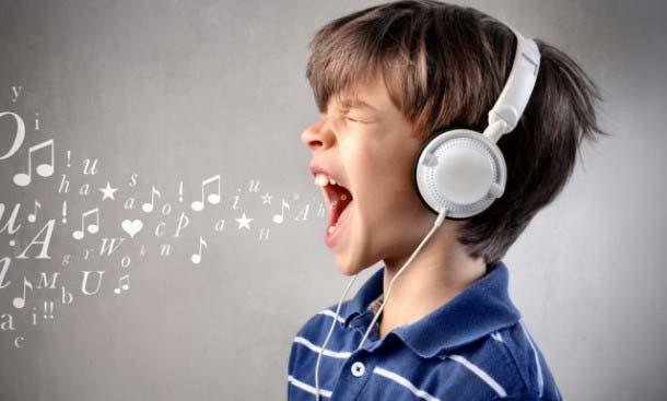 آموزش آواز کودک