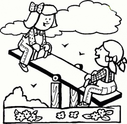 الگوی نقاشی کودکان ۱۲