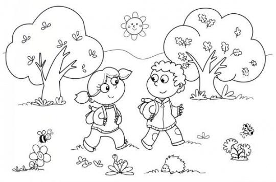 الگوی نقاشی کودکان ۱۹