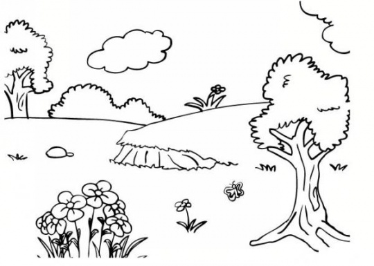 الگوی نقاشی کودکان ۲۱