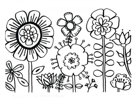 الگوی نقاشی کودکان ۷