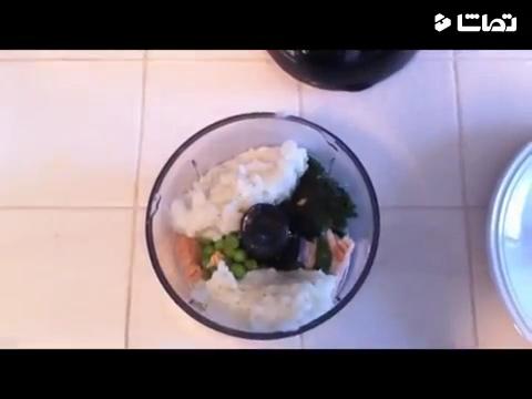 تهیه غذای کودک ۶
