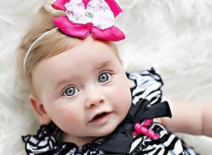 نوزاد زیبا۱