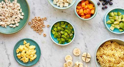 سبزیجات-برای-کودک