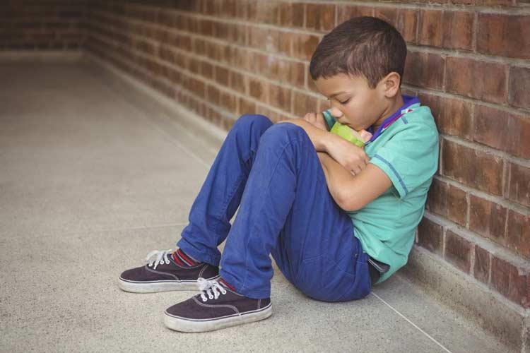 افسردگی کودکان 2