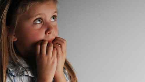 ترس-در-کودکان