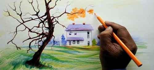 نقاشی-منظره-پاییزی۴۴