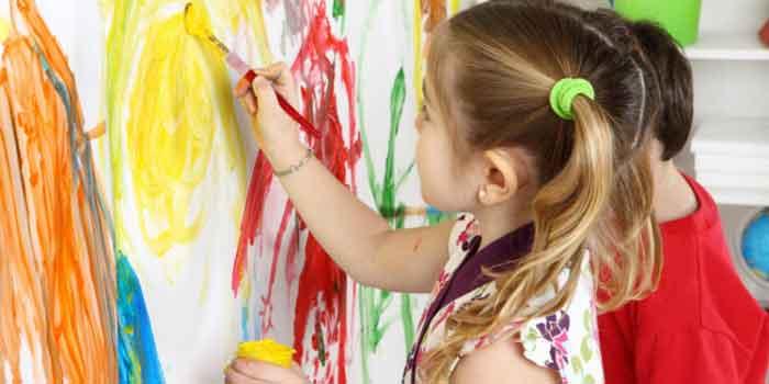 نقاشی-کودکانه-با-مداد