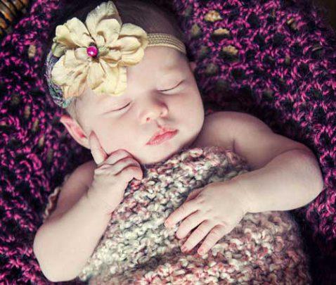 خوابیدن-نوزاد