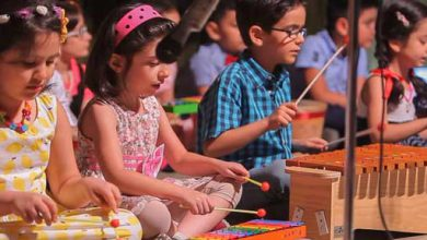 تصویر از آموزش تصویری نت های موسیقی به کودکان (اولین گام شروع یادگیری)