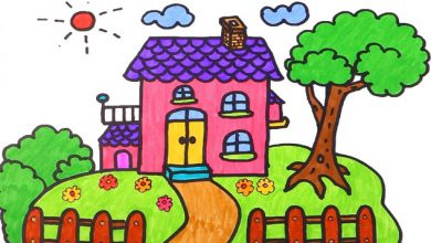 نقاشی-کودکان