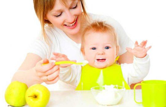 تغذیه-نوزادان