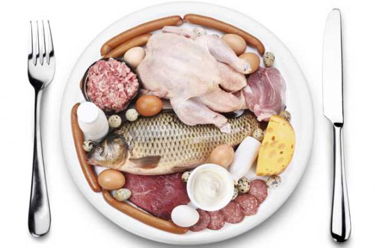 مواد-پروتئینی
