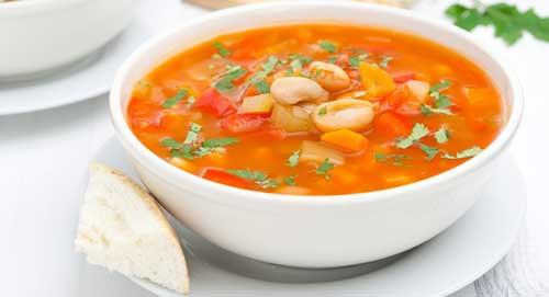 سوپ-هویج-و--گشنیز