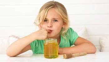 عسل-برای-کودکان