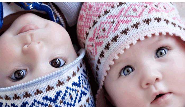 نوزاد-دختر-و-پسرنوزاد-دختر-و-پسر