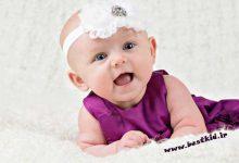 -نوزاد-۴-ماهه