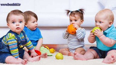 تصویر از خصوصیات و توانایی انجام کارها در کودکان ۱ تا ۴ ساله به تفکیک