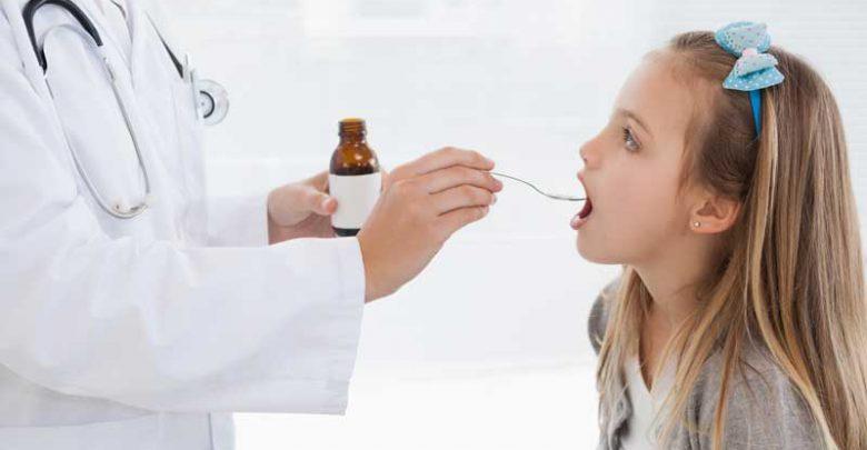 داروی-کودکان