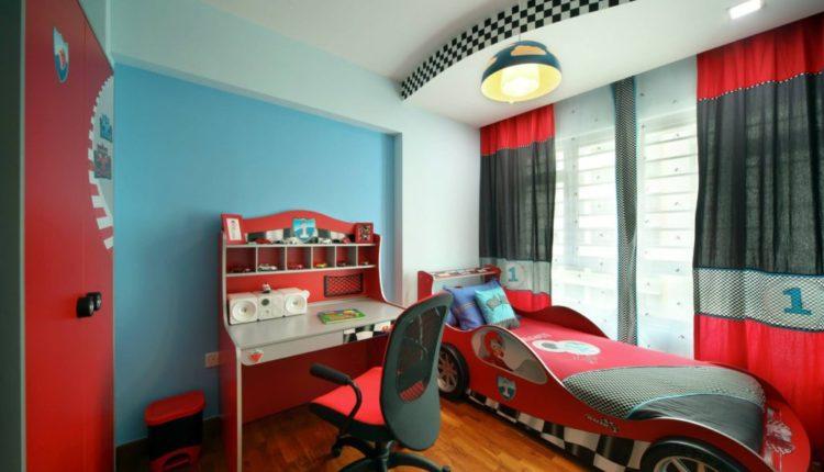 رنگ اتاق