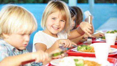 تصویر از بهترین رژیم غذایی برای کودکان لاغر +نکات مهم