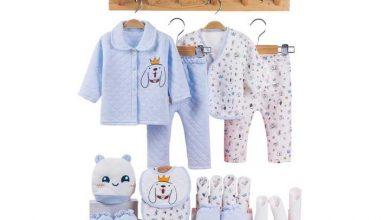 تصویر از لباسهای مورد نیاز نوزاد کدامند؟ چطور انتخاب خوبی داشته باشیم؟