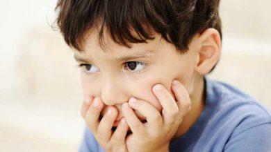 تصویر از علائم استرس در کودکان و ۵ ترفند ساده برای درمان آن