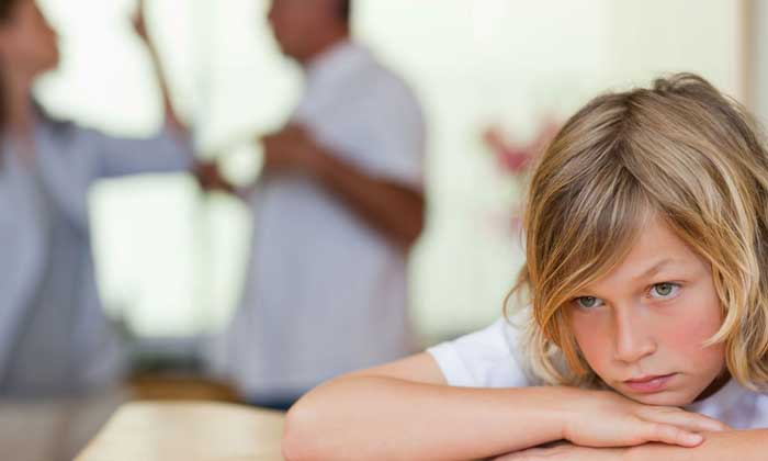 طلاق و کودک