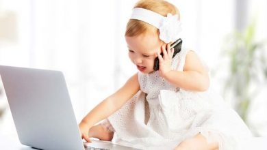 تصویر از ۹ تا از مضرات اصلی اینترنت برای کودکان +راهکارهای ساده