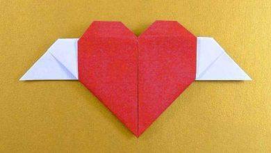 تصویر از آموزش ۷ اوریگامی زیبا با کاغذ (گام به گام)