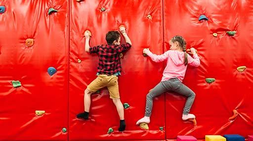 Gross Motor Skills in Children, Kids' Motor Skills for climbing