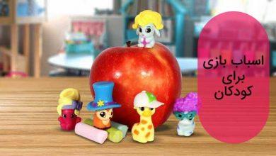 تصویر از نکات انتخاب اسباب بازی کودکان: برای هر سن چه اسباب بازی بخریم؟
