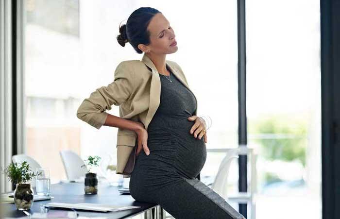 درد معده بارداری