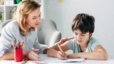 کمک به کودک دارای اختلال یادگیری