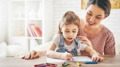 تشویق کودک به درس خواندن
